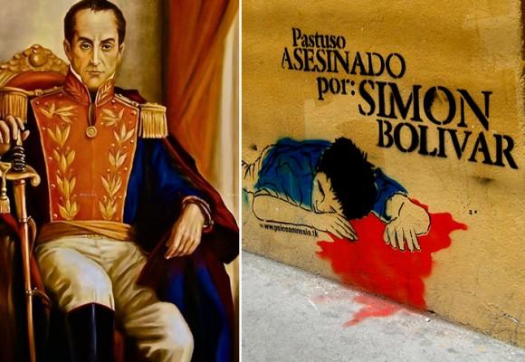 La ira de Simón Bolívar contra los pastusos un día de Navidad