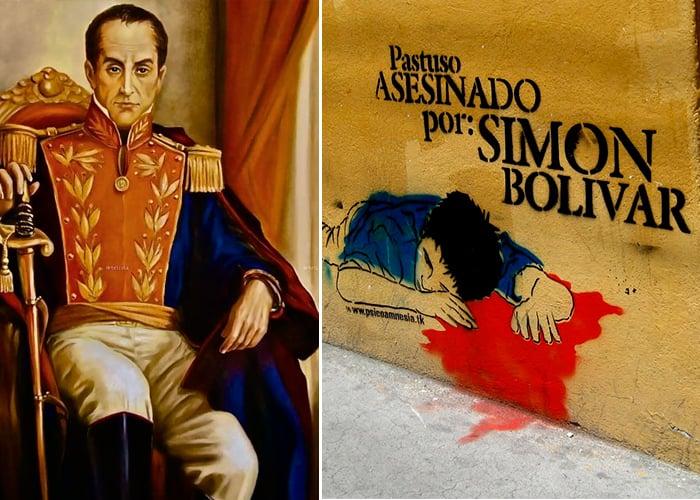 NicaraguaQuierePaz - Bolivar, Padre Libertador. Bicentenario - Página 22 Simon-bolivar-pastuso