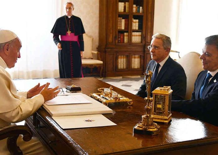 Senador Uribe: Afloje un poquito