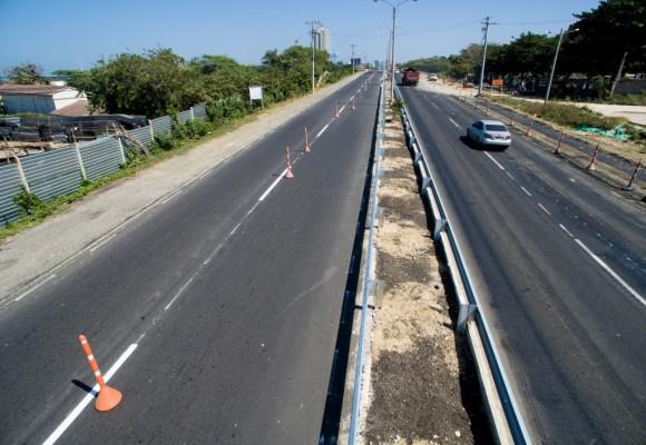 La embarrada que están haciendo con la carretera Barranquilla-Cartagena