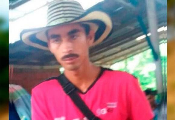 José Cartagena, el cordobés que no pudo escapar a las balas paramilitares