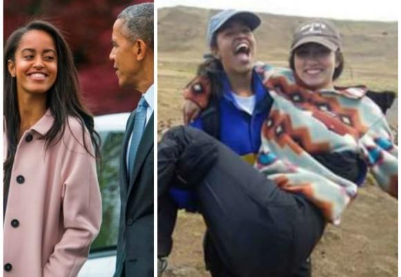 Malia, la hija de Obama que dejó Washington para internarse en Bolivia
