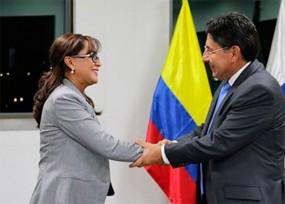 Pulso por el reemplazo de Alexandra Valencia en la Fiscalía