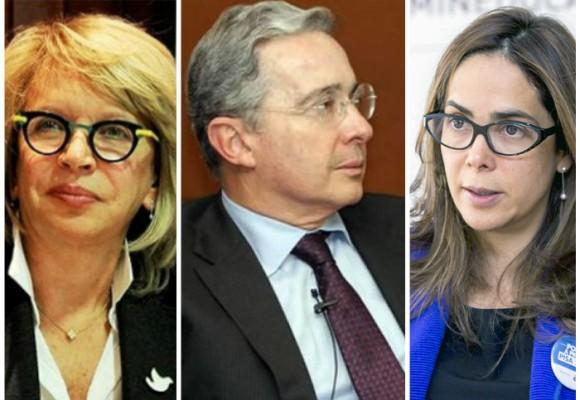 Ruptura definitiva de Gina Parody y Cecilia Álvarez con su mentor Álvaro Uribe