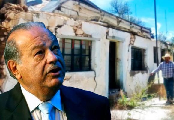 El pueblo de México que ordenó destruir Carlos Slim