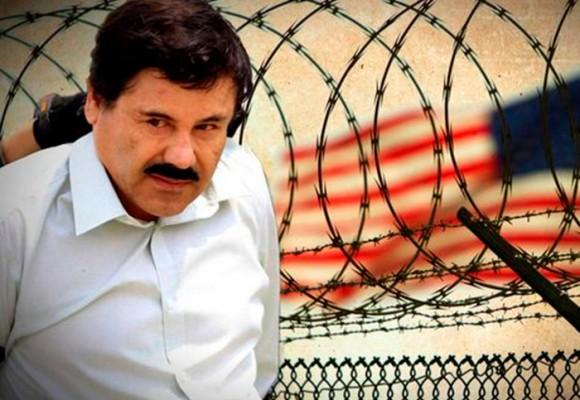 El Chapo Guzmán vivirá el resto de sus días en un infierno de concreto