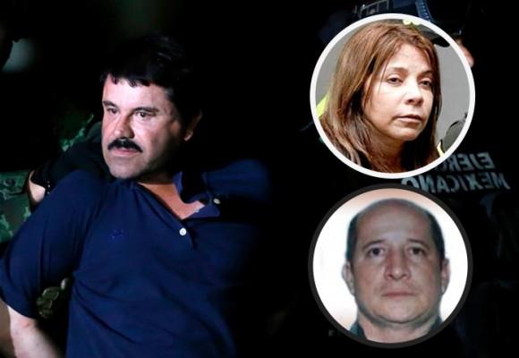 Los capos colombianos que revelarán los secretos del Chapo Guzmán
