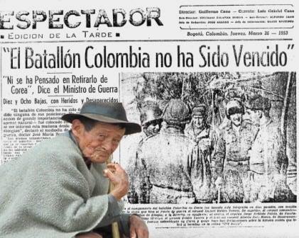 """""""Hace 63 años estuve en la guerra de Corea"""""""