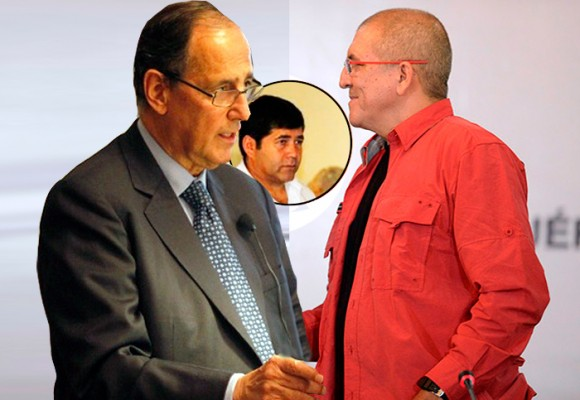 ¿Quién es Juan Carlos Cuellar, el guerrillero detenido que el ELN pide que esté en Quito?