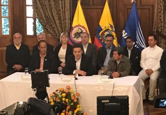 Arrancó en firme la negociación del ELN y el gobierno