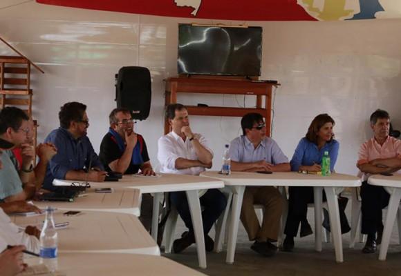 Concluye pleno de las FARC en el Yari