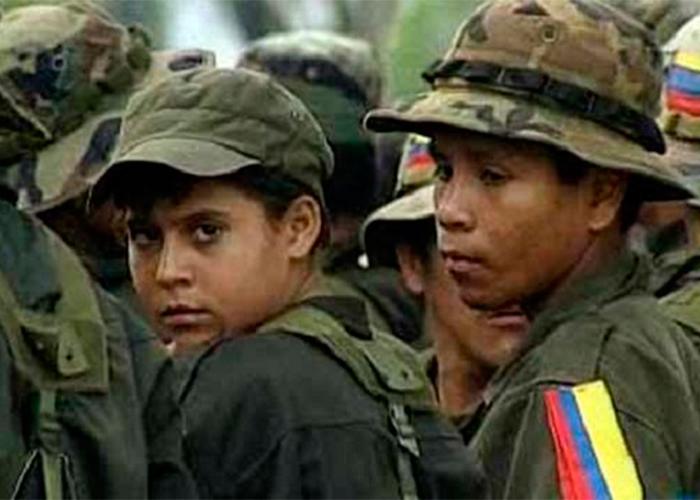 Colombia - Página 13 Farc-ninos