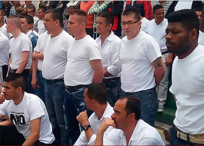 La cuenta regresiva de los presos de las Farc