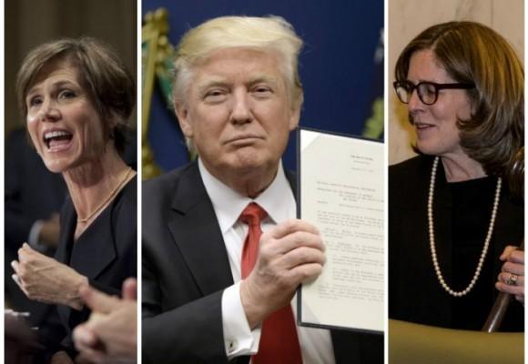 La Fiscal y la Juez que le dijeron no a Trump