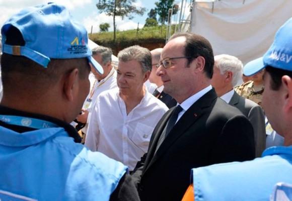 Memorial de quejas de los Nasa a Francois Hollande