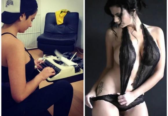 Alejandra Omaña, la periodista colombiana que se convirtió en actriz porno