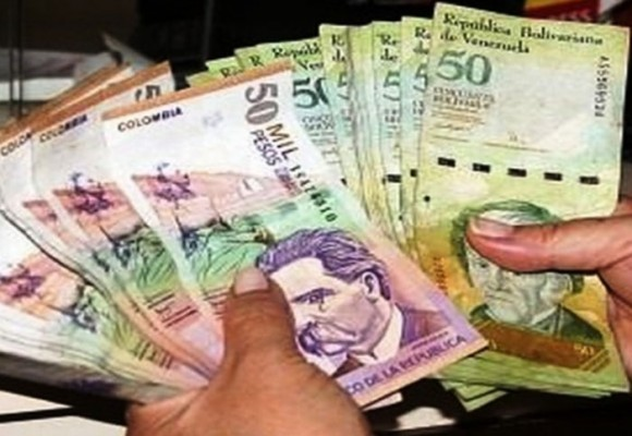 La revaluación venezolana