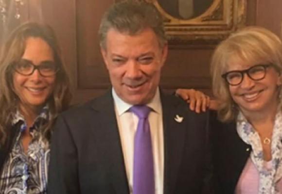 Santos y su defensa a las ministras Álvarez y Parody por escándalo de Odebrecht