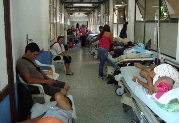 Ley 100:  24 años de un sistema de salud perverso