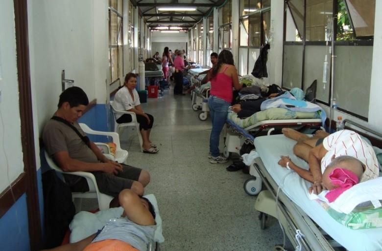 El viacrucis de la salud en Colombia