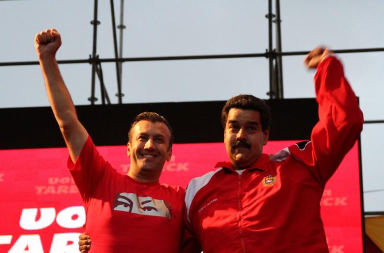 Tareck El Aissami, el radical que escogió Maduro para cubrirse la espalda