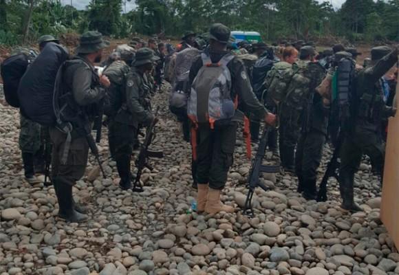 Así está El Playón, Tumaco, donde se supone permanecerá la guerrilla desde hoy
