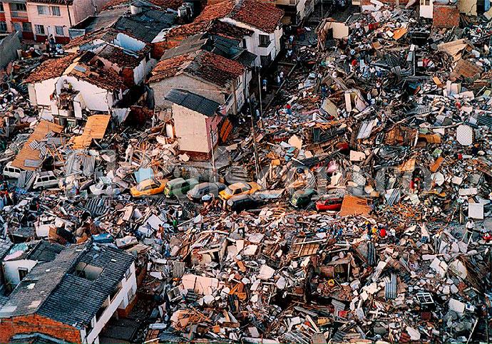 Fotos del terremoto en armenia colombia