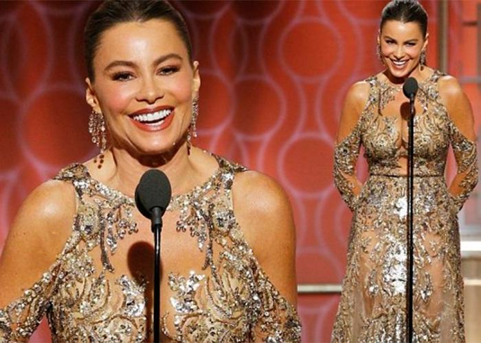 Sofía Vergara sigue siendo la latina 'boba' de Hollywood