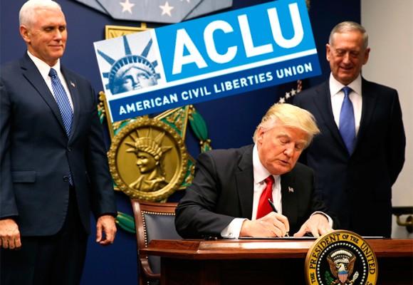 El arsenal jurídico con el que los norteamericanos enfrentarán a Trump