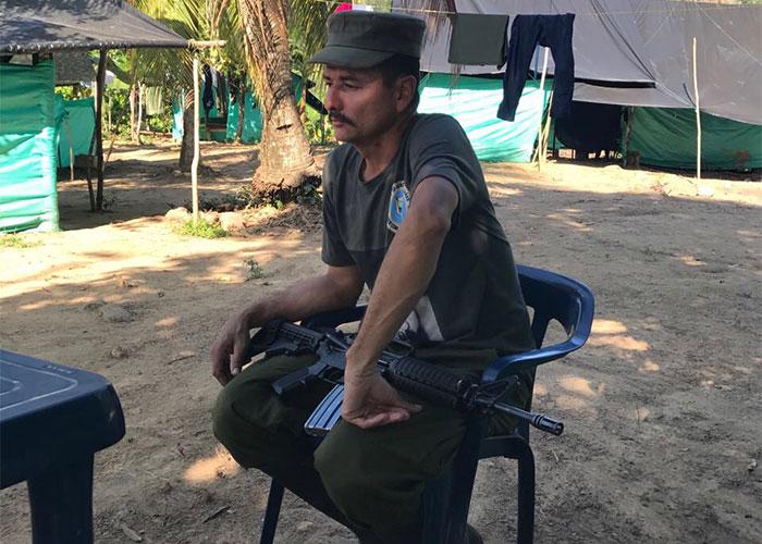 A sangre y fuego las Autodefensas Gaitanistas buscan retomar Urabá