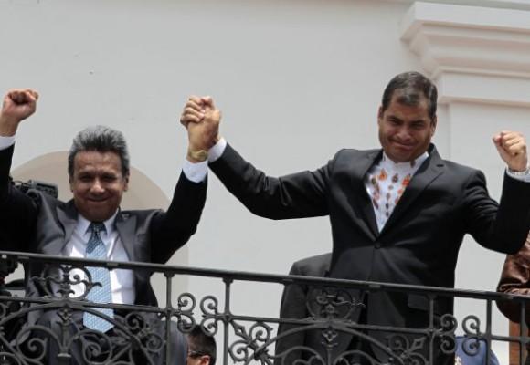 Gana el candidato de Rafael Correa pero le falta un tris para lograr la presidencia del Ecuador