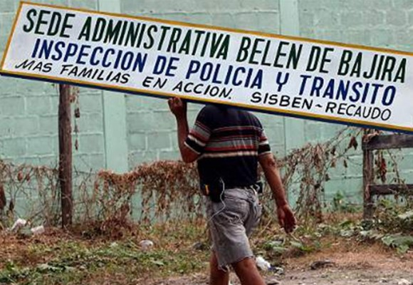 Bajirá es Chocó: caso cerrado.