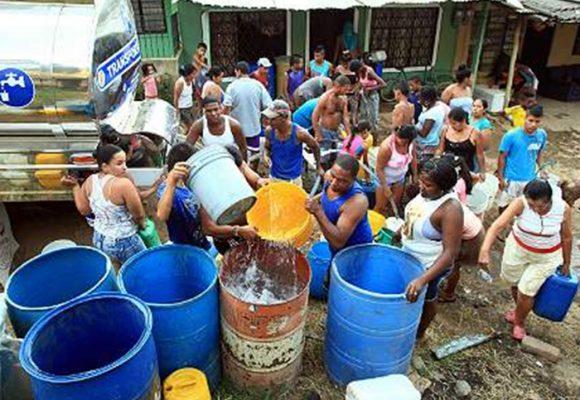 Buenaventura: dejar sin agua a una población también es un atentado terrorista
