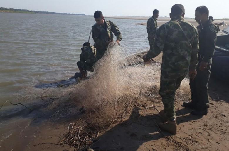 En Orocué pescadores mataron dos delfines para sacarles el aceite