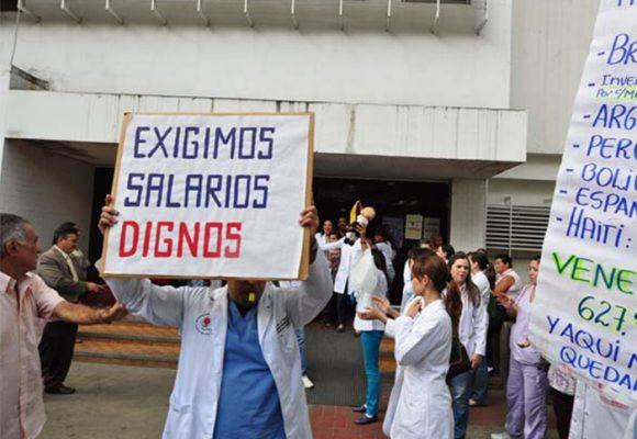Médicos Colombianos le dicen ¡basta! a los intermediarios que los explotan