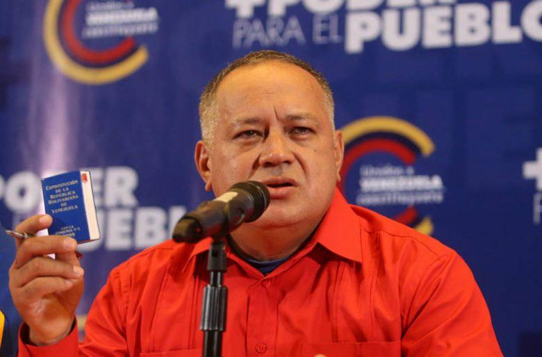 Diosdado Cabello, el militar que tomó la rienda de la Asamblea Nacional Constituyente