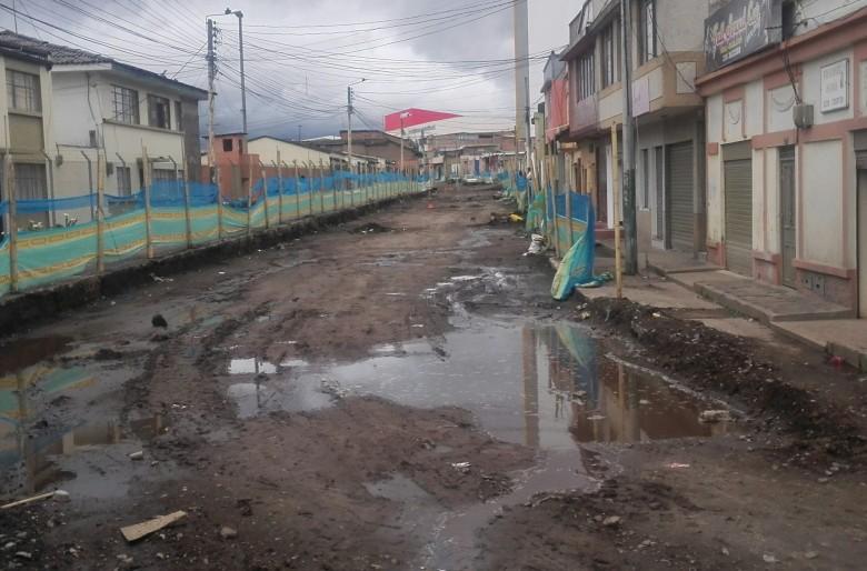 Abandono político en Ipiales