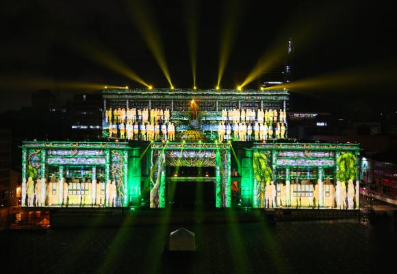 Acerca de luces de Lyon: De Barranquilla a Versalles