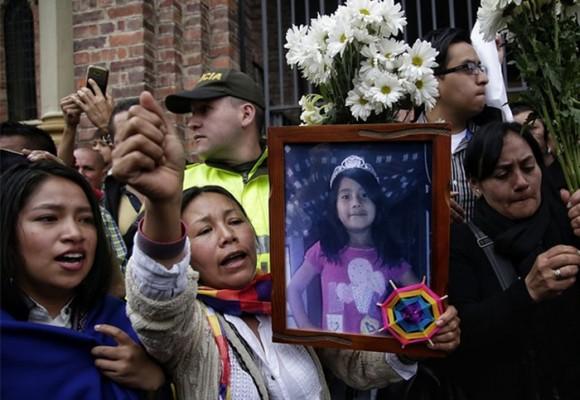 No debemos olvidar a Yuliana Samboní, ni a su familia y victimarios