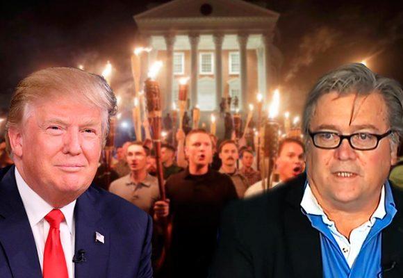 Detenido Steve Bannon el inventor político de Donald Trump