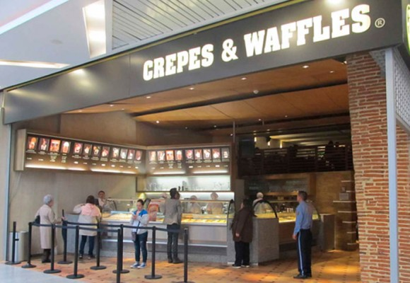 Video: ¿Van a vender Crepes & Waffles?