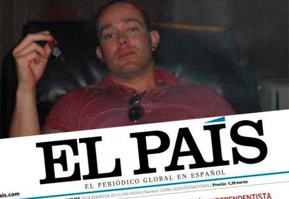 La falsa denuncia de El País de España que los dejó mal parados