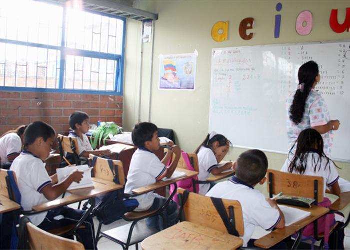 La calidad de la educación: el principio de la pobreza