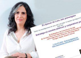 El nuevo oficio de Fanny Kertzman: evitarle terminar en la cárcel a los de cuello blanco