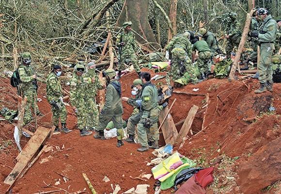Las FARC-EP y la normalización de los cuerpos rebeldes