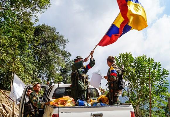 Atrás quedó la guerra de las Farc por el control del Catatumbo