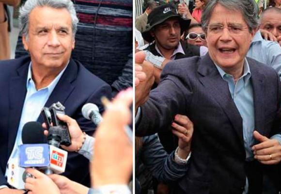 Correa a prueba en la segunda vuelta del Ecuador