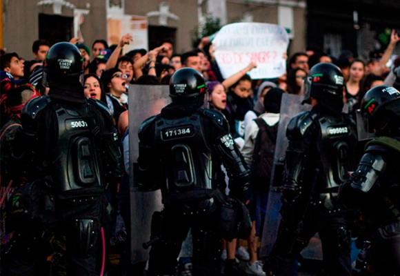 ¿Cuánto le costó a Bogotá el operativo policial para que la gente viera los toros?
