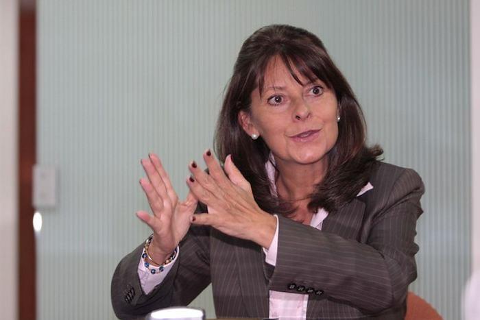 ¿Por qué no Marta Lucía Ramirez Presidente?