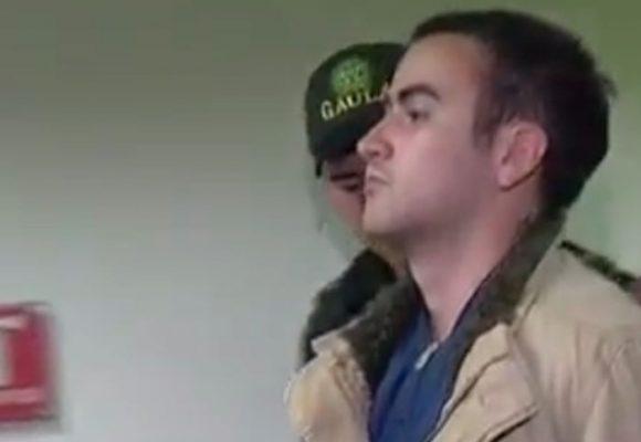 Mateo Gutiérrez ¿chivo expiatorio de los últimos petardos en Bogotá?